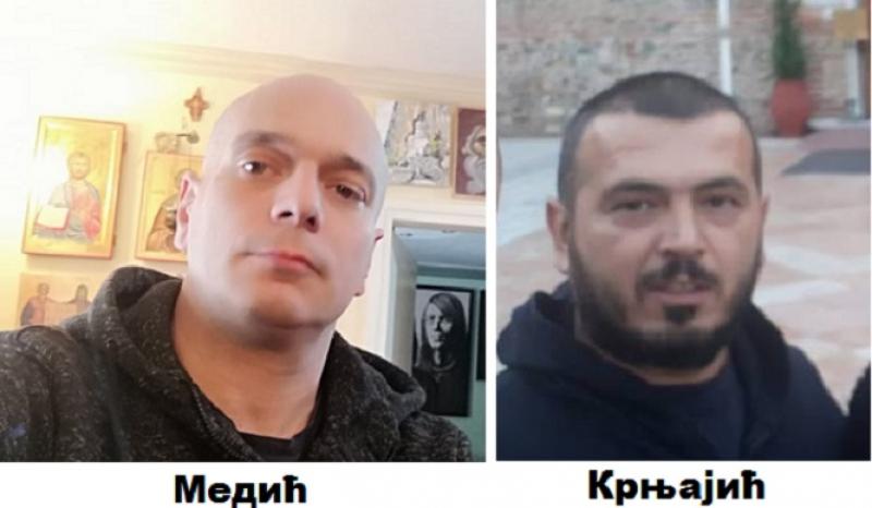СТАВ НА СТАВ: НЕБОЈША МЕДИЋ - СЛОБОДАН КРЊАЈИЋ