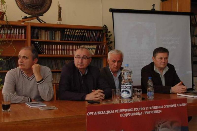 У ПРИГРЕВИЦИ ПРЕДСТАВЉЕНА КЊИГА - ЗАШТО ЋУТИШ СРБИЈО