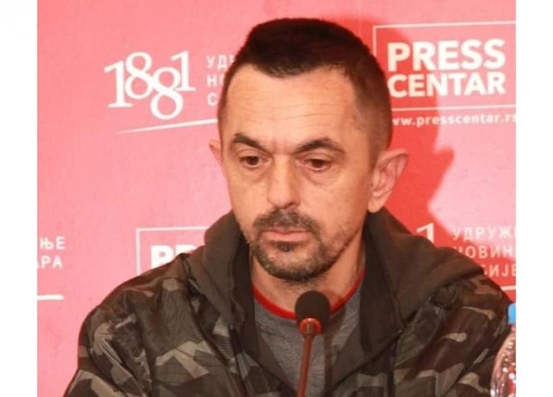 ИНТЕРВЈУ: ДЕЈАН ЂУКИЋ, ПРЕДСЕДНИК СИНДИКАТА ЗАПОСЛЕНИХ ПОЛИЦИЈЕ