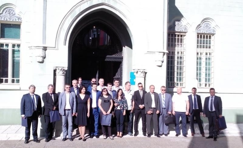 Делегација руских министарстава и компанија посетила Апатин