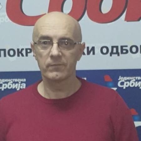 INTERVJU: BRANISLAV RISTOVSKI, PREDSEDNIK OO JEDINSTVENE SRBIJE APATIN