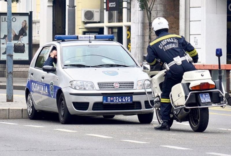 Данас појачана контрола саобраћајне полиције