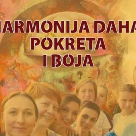 """ŠĆEKIĆ NAJAVLJUJE NOVU IZLOŽBU """"HARMONIJA POKRETA I BOJA"""""""